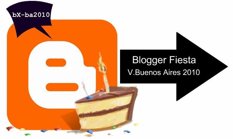Fiesta Blogger V.Buenos Aires 2010