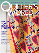 Quilter&#39;s World Feb 2011