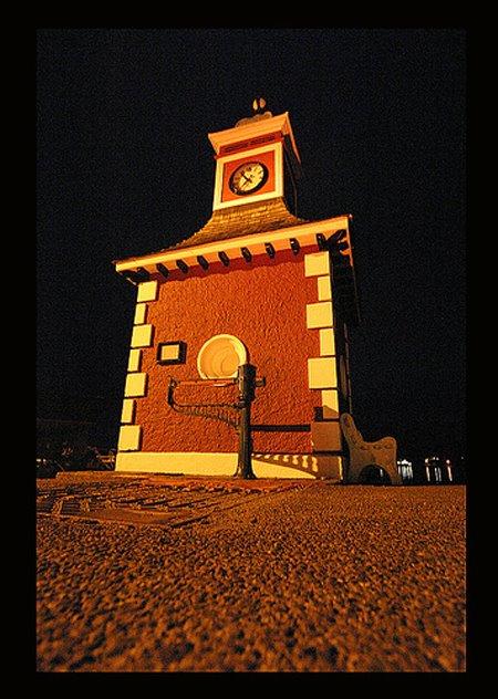 Kleng Kappel vun Knightstown, een Symbol vun der Insel