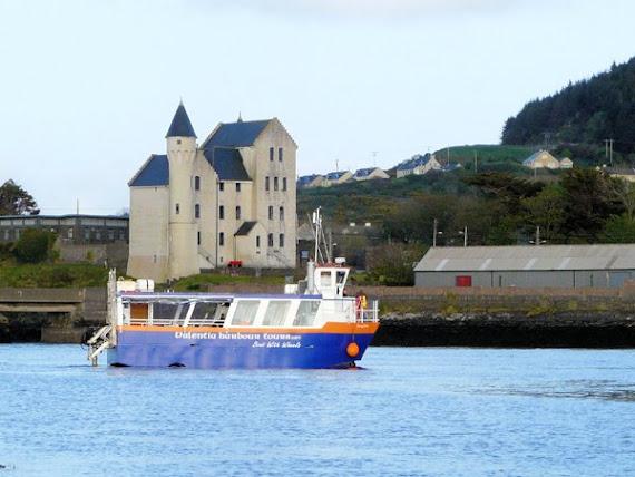 """le """"Valentia Harbour Tours"""""""