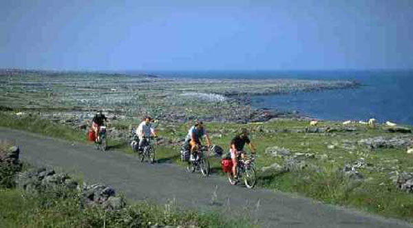 Fir all dei um Velo ass den South-West Kerry een Paradies