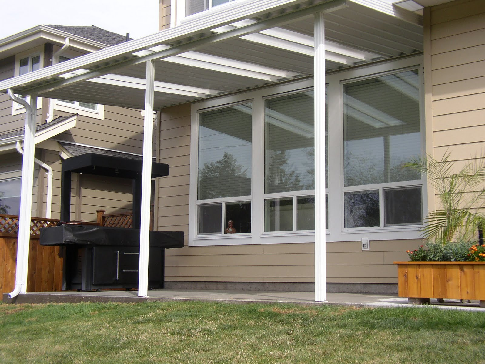 Canvas and Deck Awnings for Home, Outside and House Awnings