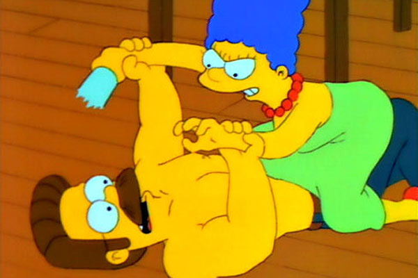With A Streetcar Named Desire Was Episode Of The Simpsons In