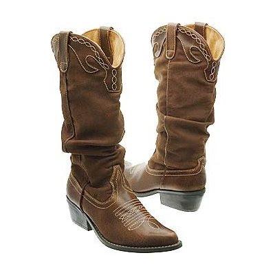 Women Fashion Cowboy Boots on March 2010   Pretty  Prim   Fashion Forward