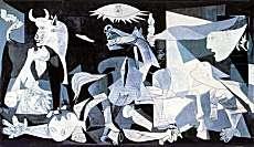 Guernica - Picasso, 1937