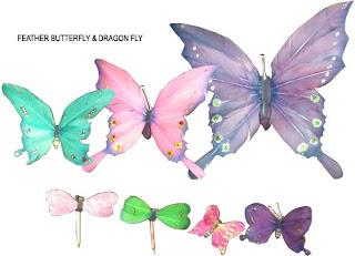 mau tahu bagaimana caranya membuat kupu kupu terbang di blog simaklah ...