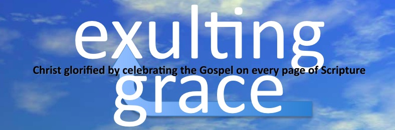 exulting grace!