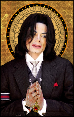 St MJ by mjbunny - Michael, I love you SO much!