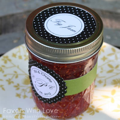 Wedding Favor Jars on Jam Makes Excellent Wedding Favors  What Do You Think  Wouldn T You