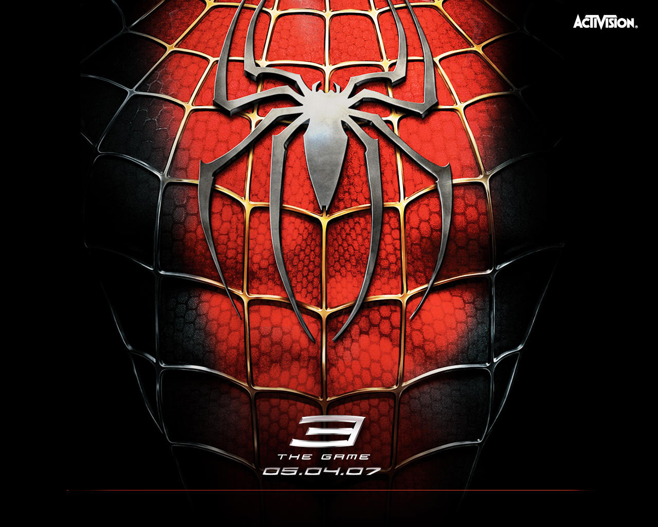 Jaring Spiderman 4 Wallpaper
