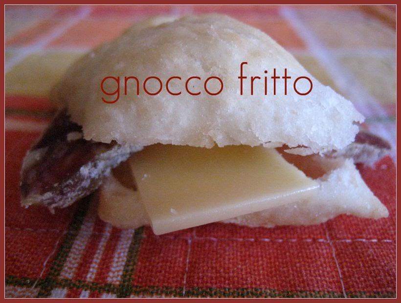 Pasticciando in cucina gnocco fritto - Gnocco in cucina ...