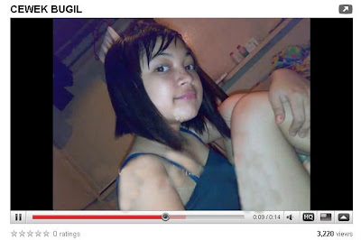 Bugil on Koleksi Video Pribadi Cewek Abg Smu Bugil