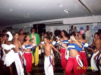 O Liberdança na Premiação da Regata Internacional Mini Transat 6.50 / 2009