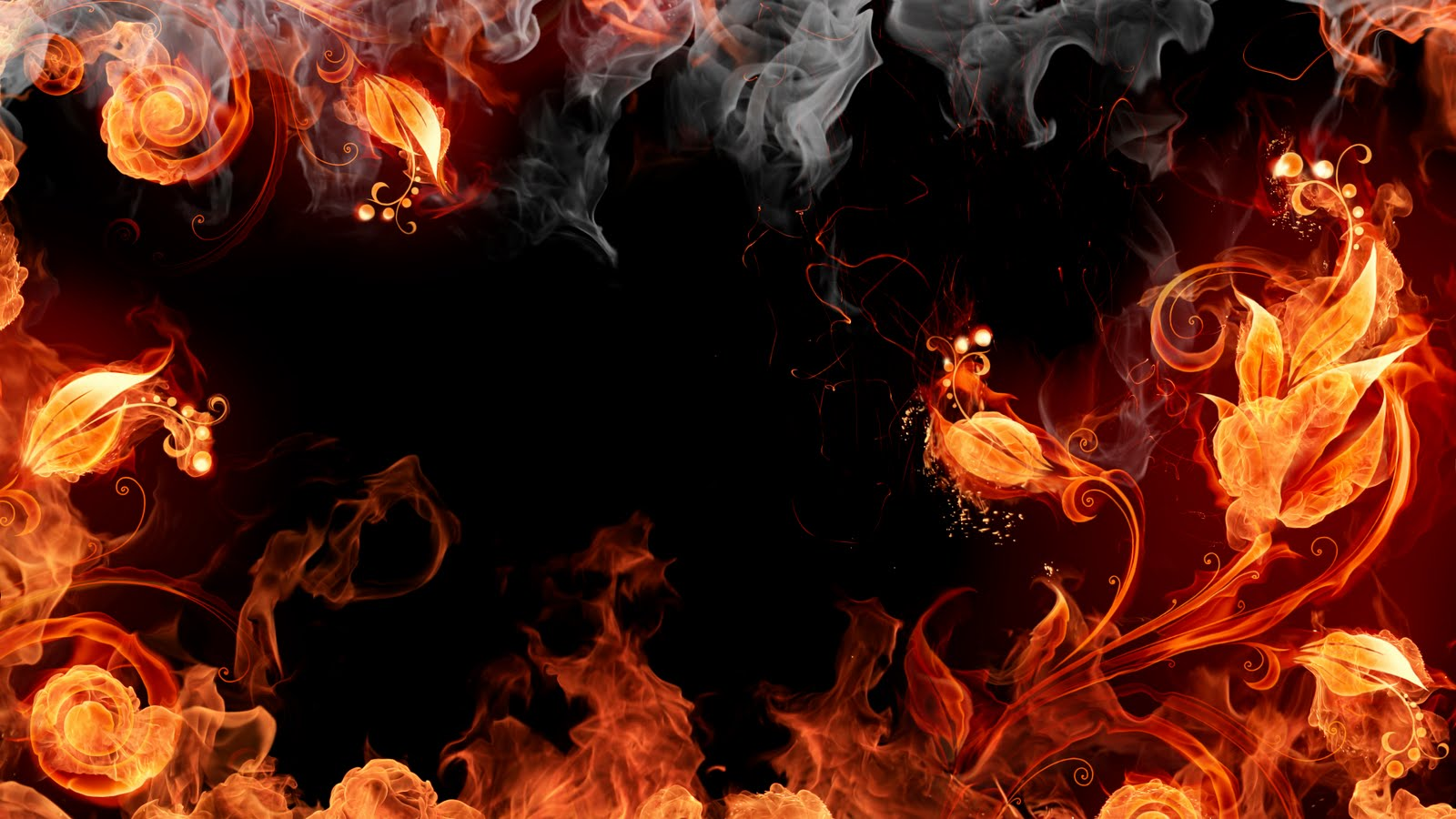 hd wallpapers desktop fire - photo #19