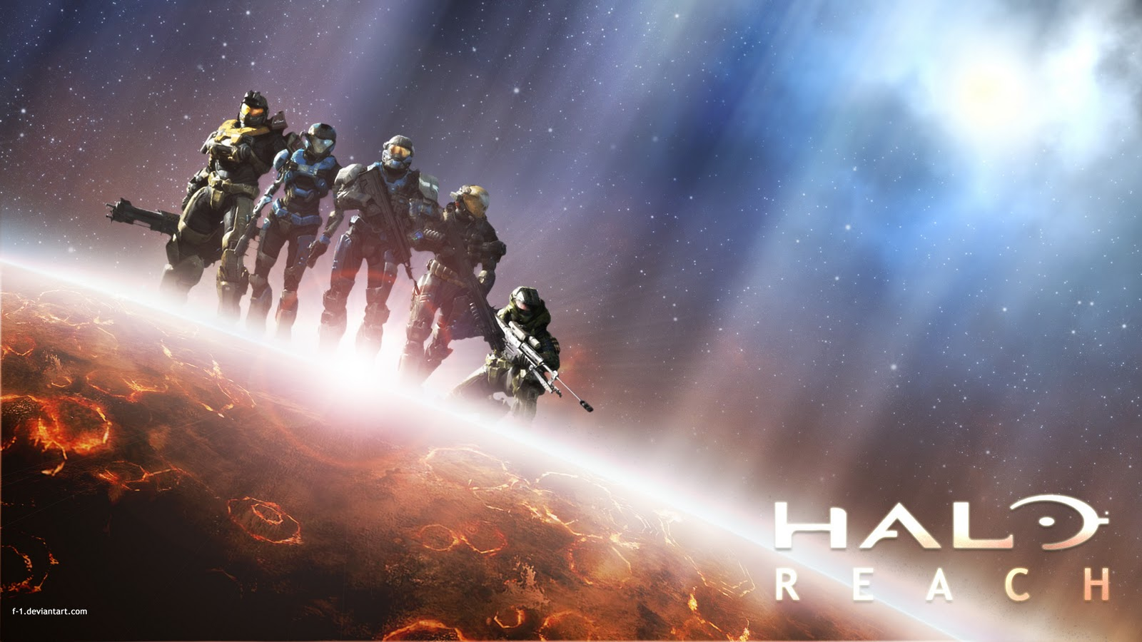 wallpapers box halo reach xbox 360 hd wallpapers