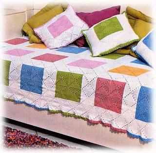 innovart en crochet deco crochet. Black Bedroom Furniture Sets. Home Design Ideas
