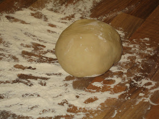 Homemade Pizza Dough by Ng @ What's Dinner?