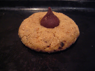 Peanut Butter Kiss Cookies by Ng @ Whats for Dinner?