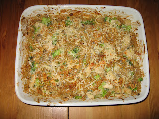Baked Pasta with Chicken and Veg by ng @ Whats for Dinner?