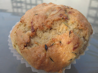 Desert Island Zucchini Muffins by ng @ Whats for Dinner?