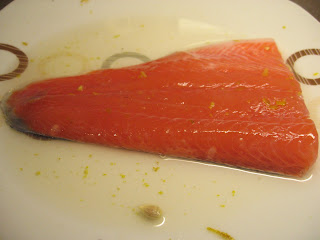 Cured Irish Rainbow Trout by ng @ Whats for Dinner?