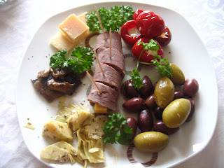 Antipasto by Saeid @ Whats for Dinner?