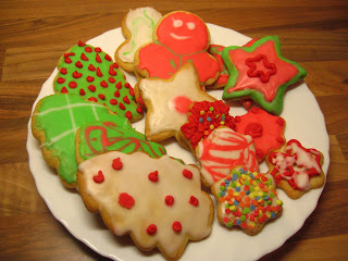 Sugar Cookies @ Whats for Dinner