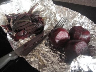 Creamy Beet Salad by Ng @ Whats for Dinner?