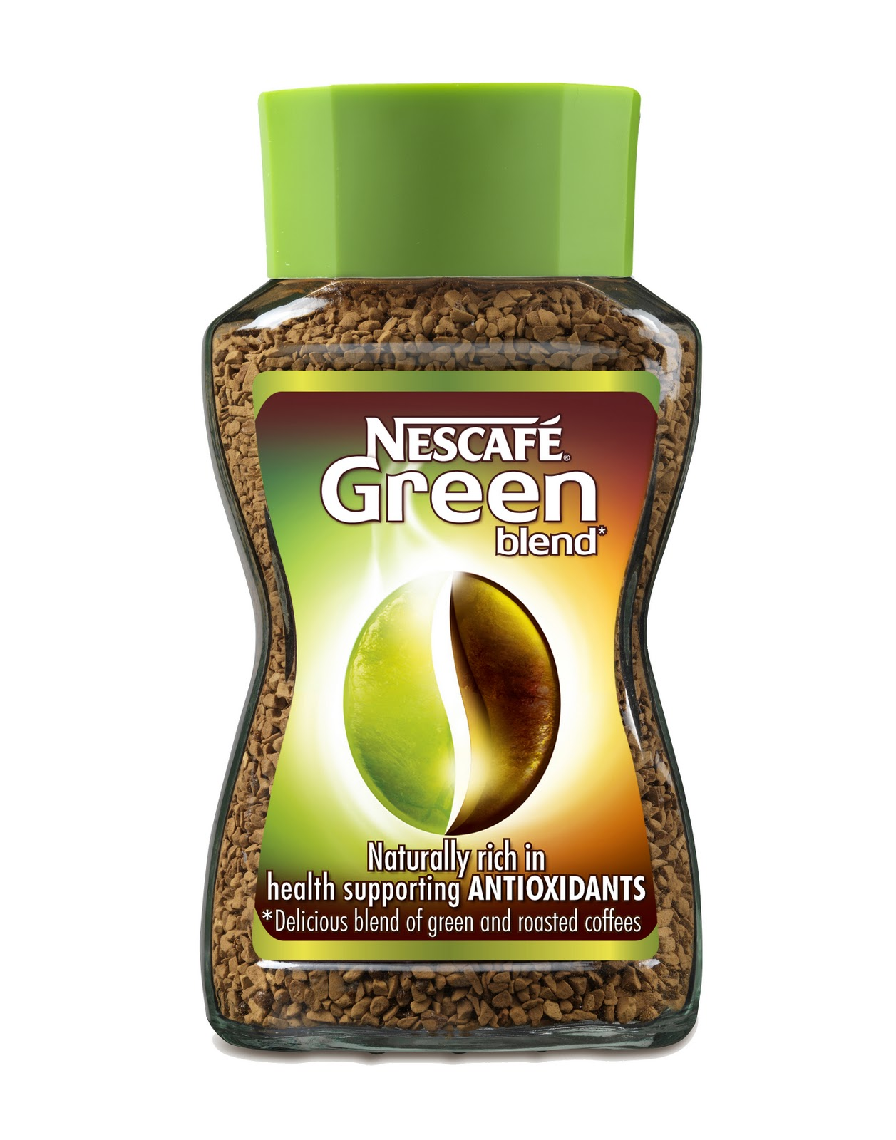 Given To Distracting Others Nescafe Green Blend Wow