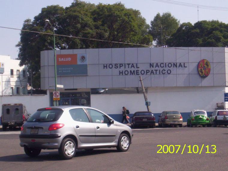 Hospital Nacional Homeopático (México; DF)