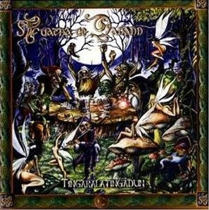 The Disenchanted Forest: Tuatha De Danann-