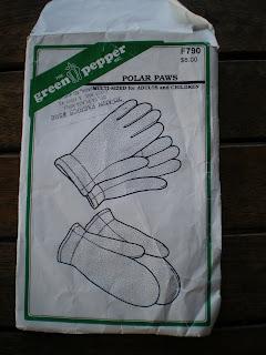 Fleece Hat Scarf Mittens pattern | eBay