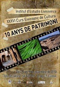 XXXVI CURS EIVISSENC DE CULTURA 2010