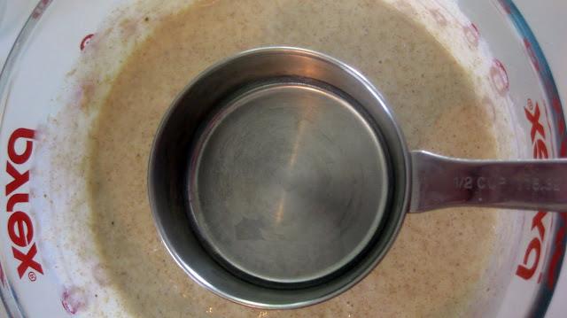 Whole Wheat Buttermilk Pancakes l SimplyScratch.com