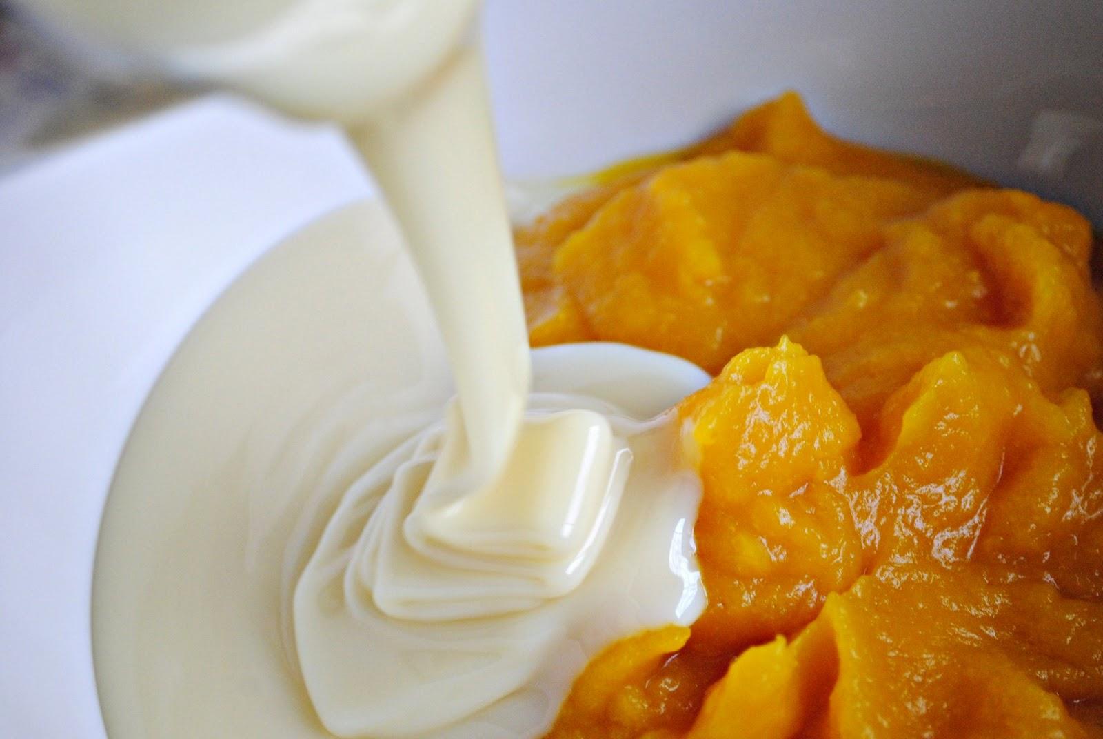 recipe: pumpkin pie with condensed milk vs evaporated milk [39]