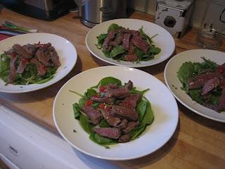 thai style beef