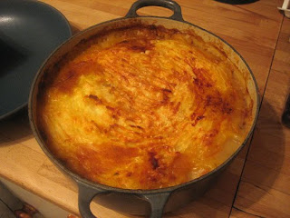 hearty vegetable cottage pie
