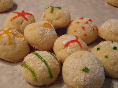 Bring Your Appetite Lemon Lime And Orange Snowball Cookies