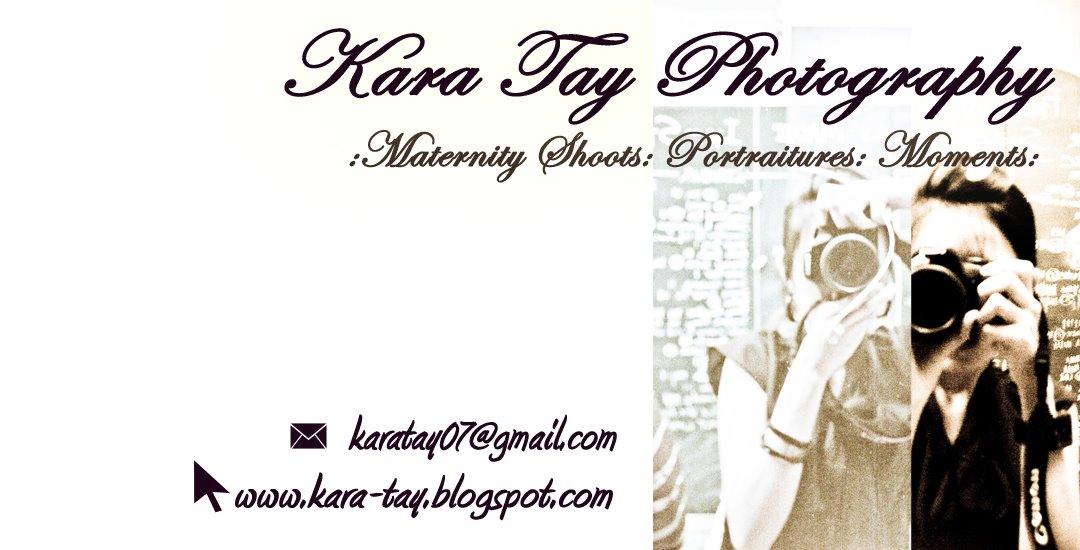 Kara Tay Photography (the Website)