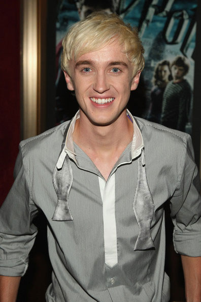 Tom Felton. Tom Felton and Jade