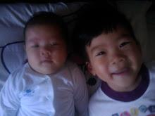 大寶貝與小寶貝 ^.^