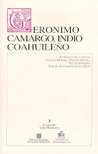 Gerónimo Camargo, indio coahuileño