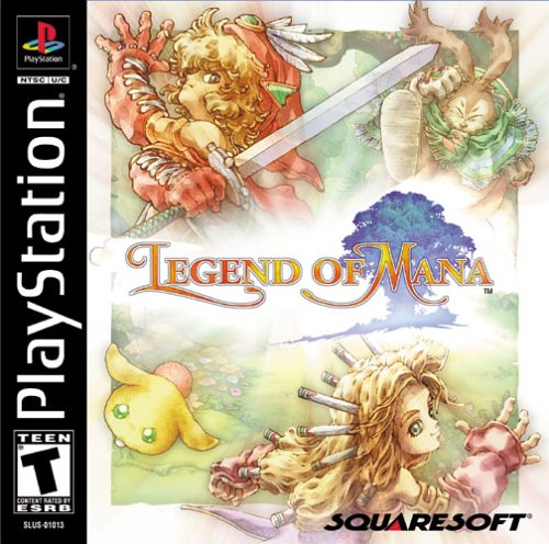 download Legend Of Mana PS1