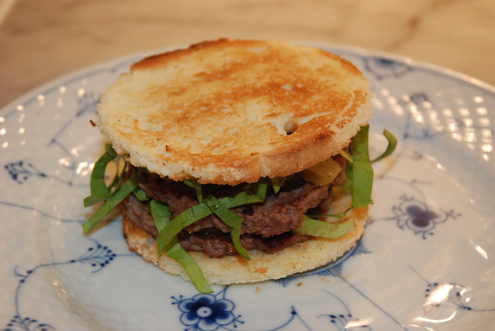 """Gluten Free Hamburger """"Buns"""" for Burgers - Our Gluten Free Family"""