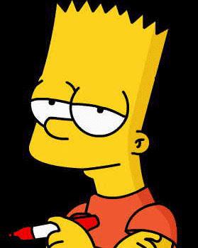 Interesantes De La Vida De Este Personaje De Las Series De Tv Bart