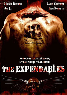 The Expendables Video Trailer Hombres