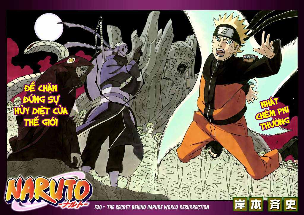 Naruto - Chapter 520 - Pic 2