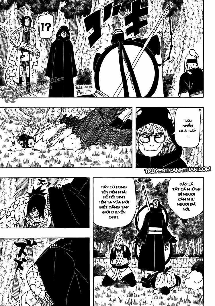 Naruto - Chapter 520 - Pic 9