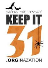 Keep Halloween on the 31st