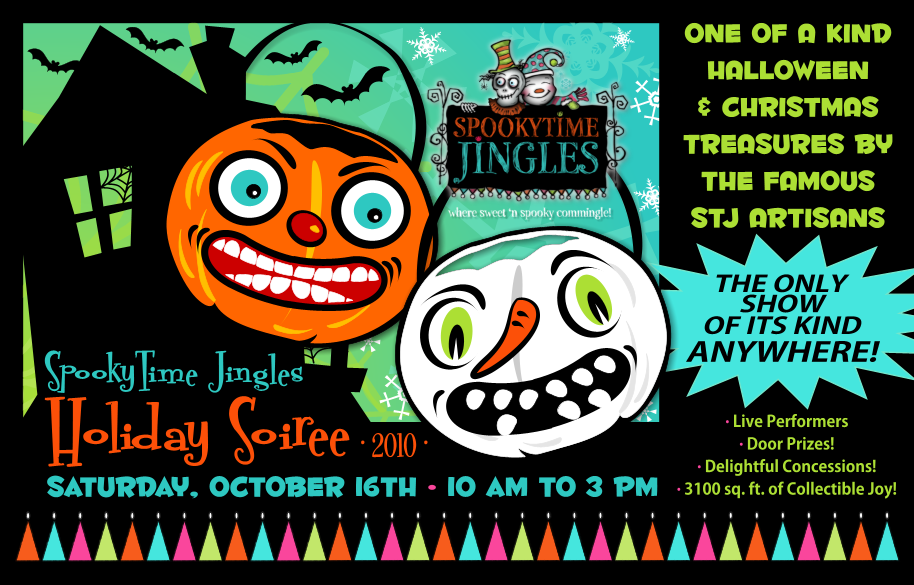 SpookyTime Jingles Soiree